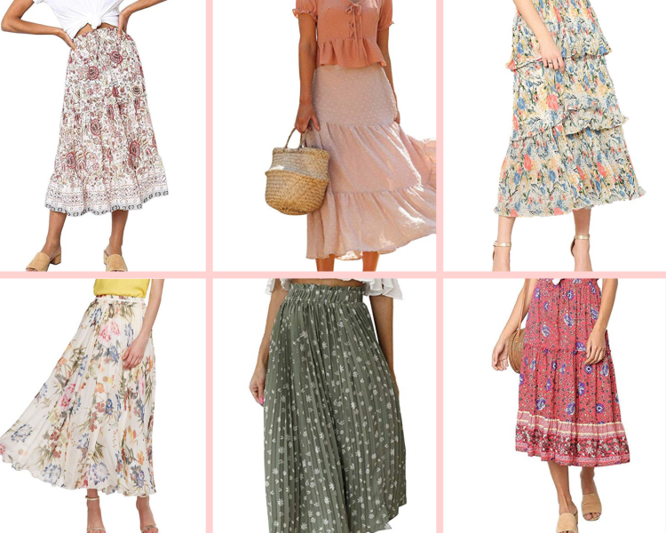 boho dresses and skirts
