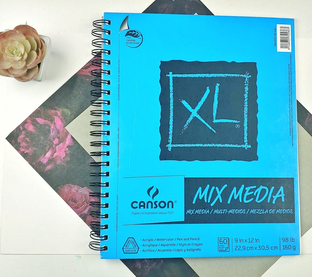 Canson Mixed Media Paper