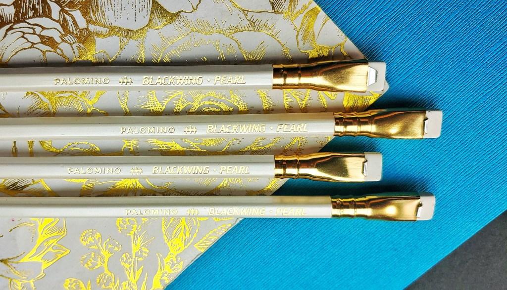 Blackwing Pearl Pencils