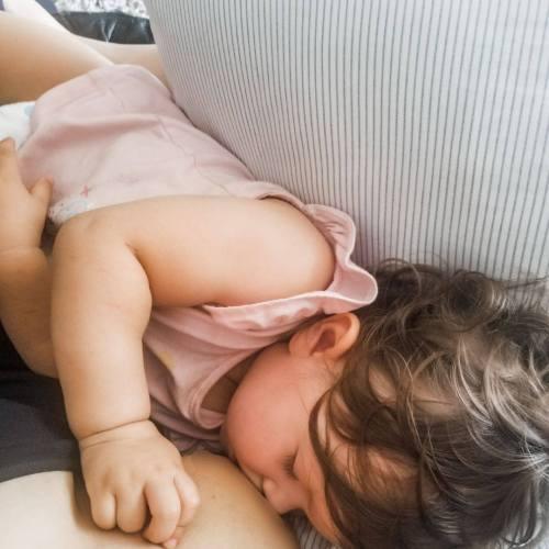 BREASTFEEDING 101: MY STORY