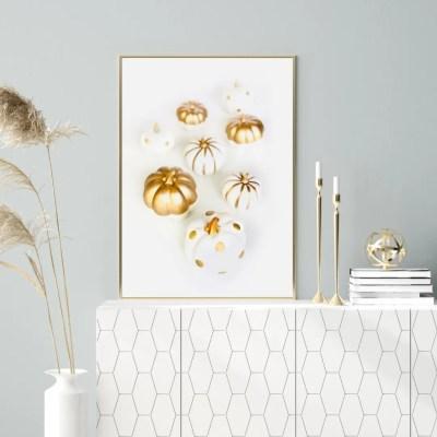 Stylish Autumn Print