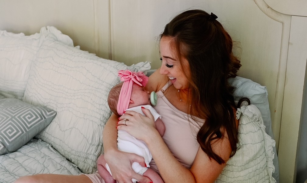Nursing Friendly Postpartum Lounge Wear