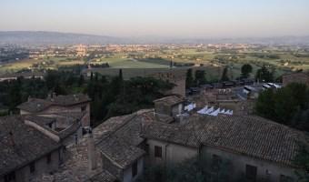 May 19, 2015: Assisi/Venice