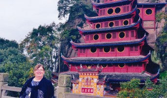 China Day 10: Yangtze River & Shibaozhai Pagoda