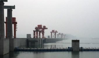 China Day 8: Yangtze River & Three Gorges Dam