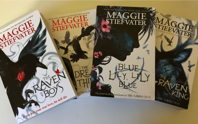 Let's Talk About The Raven Cycle