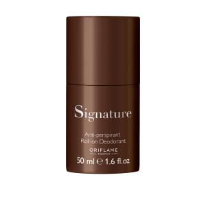 Oriflame Signature antiperspirant roll-on deodorant