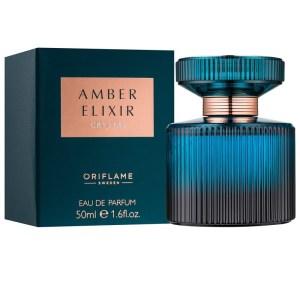 Amber Elixir Crystal Perfume
