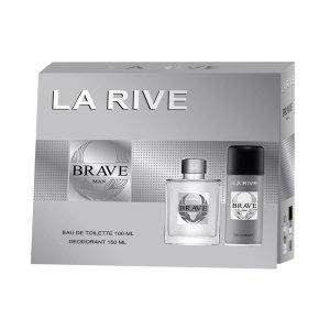 La Rive Brave Man Gift Set