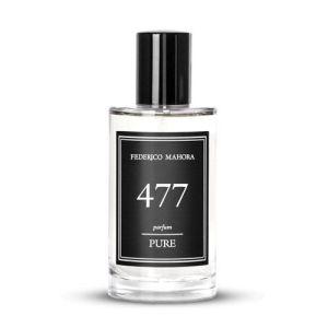 Federico Mahora 477 Pure Men Parfum