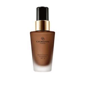 Oriflame giordani gold masterCreation foundation SPF18