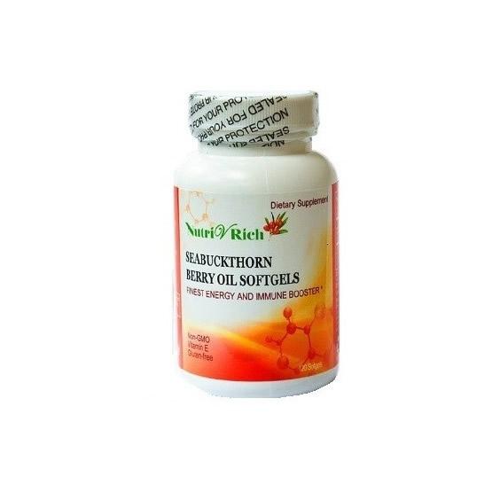 longrich seabuckthorn berry oil capsule