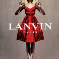 Campaign Throwback - Lanvin AW05 Campaign 'Symmetry As Perfection'