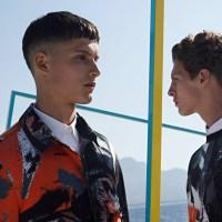 Ad Campaign - Dior Homme Pre SS14 Campaign