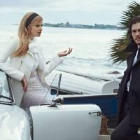 Vogue - 'A Fine Romance' (March 2014)