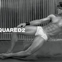 Ad Campaign - DSquared2 Underwear AW14 Campaign