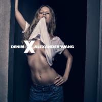 Denim X Alexander Wang SS15 Ad Campaign