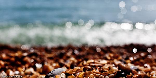 Brighton Seaside Abstract 1