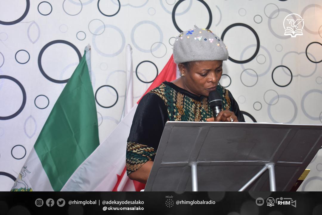 SERMON: LEADERS REFRESH CONFERENCE – The Profitable Servant – Pastor (Mrs) Blessing Salako Okwuoma