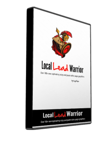 Local Lead Warrior Graphic Package