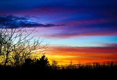 Tiered Sky