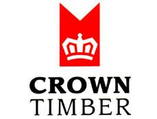 Crown Timber logo