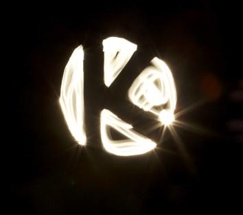 Kay Ransom Photography Light Painting logo