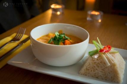 Lakeside Brasserie thai curry