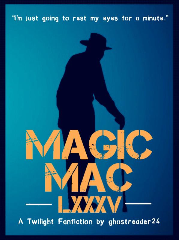 Magic Mac LXXXV Banner