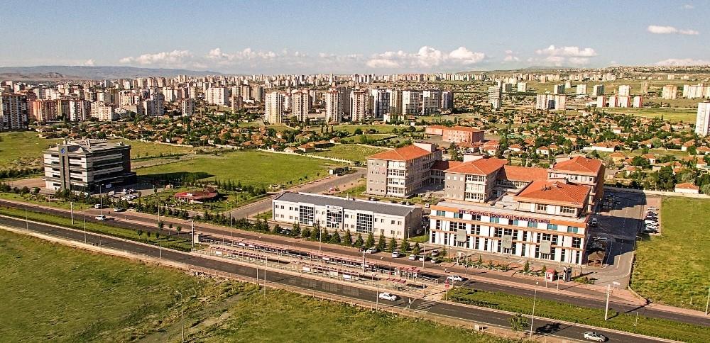 Erciyes Teknopark'a yeni ek alan