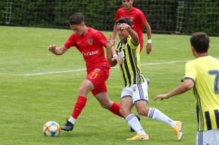 U19 Süper Ligi 13. Hafta: Fenerbahçe: 4 – Kayserispor: 3