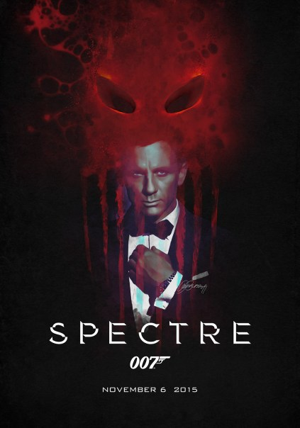 007-James_Bond-Spectre-Poster-Laura_Racero