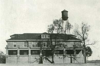 1921 Lewis Hall