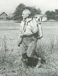 1940s  Professor Delzie Demaree