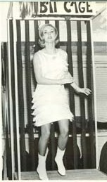 1966-Nita Kaye at Lambda Chi Alpha rush party
