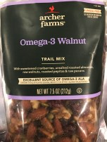 My favorite trail mix