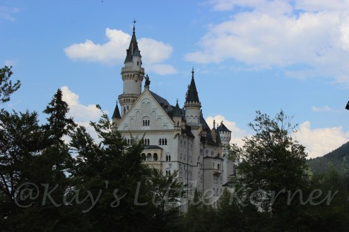 Neuschcwanstain Castle