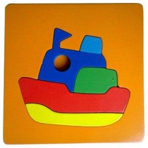 perahu cat - Sejarah Puzzle Dan Perkembangannya