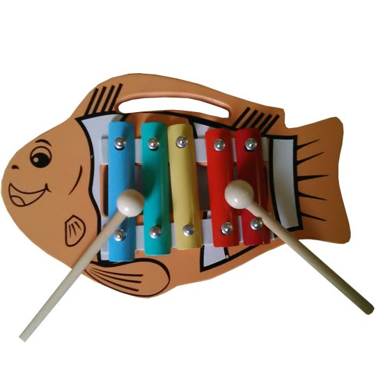 2904 KolintangMini Ikan - Kolintang Mini Ikan