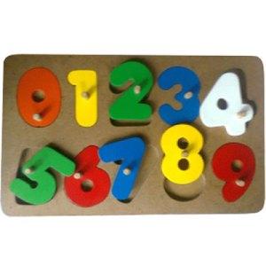 angka 0 9 knop - Membuat Plakat Untuk Wisuda TK Islam Terpadu Al-Lauzah