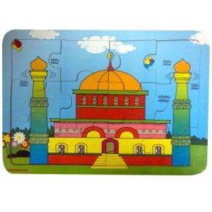 masjid - Naikan Branding Produk Dengan Memanfaatkan Marketplace
