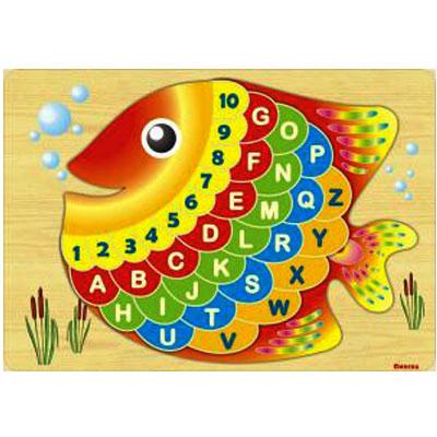 pzl ikan - Puzzle Ikan