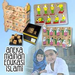 produk ape hijaiyah - Manfaat Mainan Edukatif Untuk Kecerdasan Anak