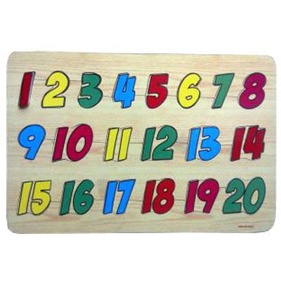 angka 1 20 - [Best Seller] Aneka Puzzle Dapat 3 Pcs