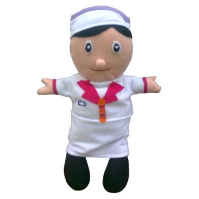 boneka suster - Aneka Boneka Tangan Profesi