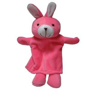 Boneka Tangan Hewan Kelinci - Boneka Tangan Kelinci