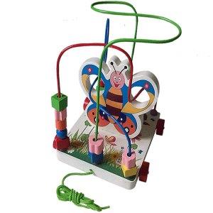Wiregame Karakter Kupu kupu - Manfaat Mainan Wiregame | Mainan Pertamaku