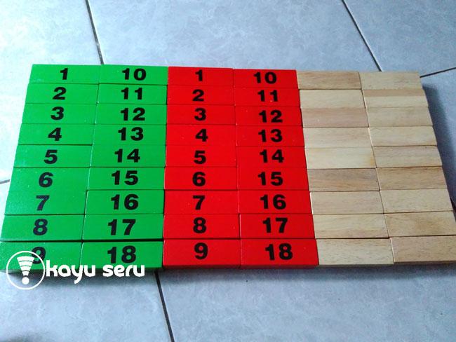 Balok Jenga - Balok Jenga Permainan Sederhana Yang Seru
