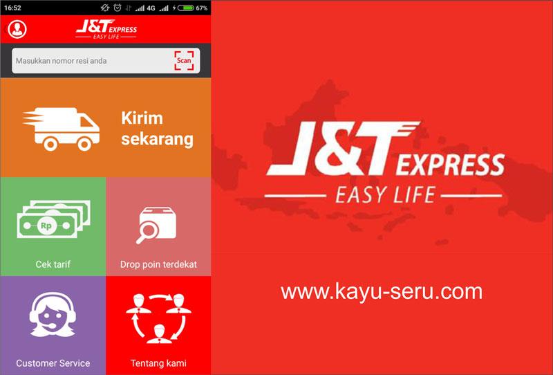 JT - Ekspedisi J&T Sebuah Terobosan Cerdas Dalam Dunia Online