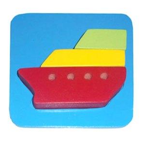 Puzzle Perahu - Puzzle Perahu Cat